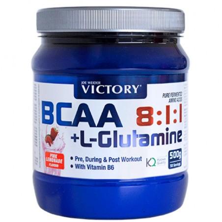 Victory BCAA 8:1:1 + L-GLUTAMINA 500grs