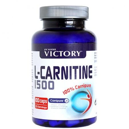 Victory L-Carnitina 1500mg 100 caps