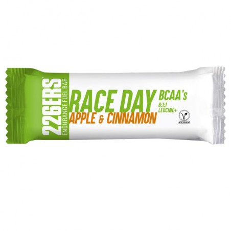 226ERS RACE DAY BAR BCAAs 40grs