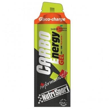 NUTRISPORT CARBO ENERGY GEL 66GRS