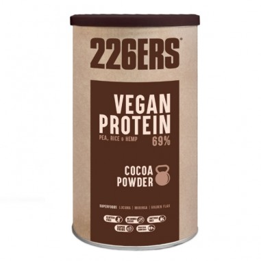 226ERS VEGAN PROTEIN SHAKE 700gr CACAO POWDER
