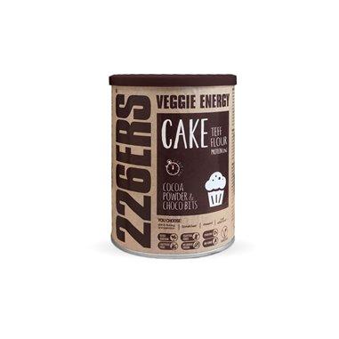 EVO VEGGIE CAKE 480G COCOA POWDER & CHOCO BITS