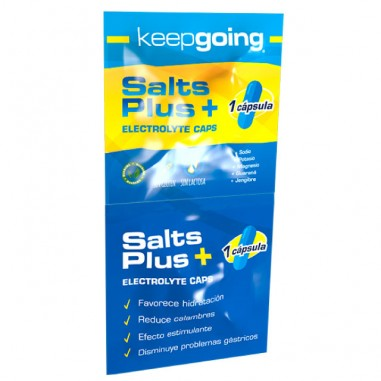 KEEPGOING SALTS PLUS DUPLO