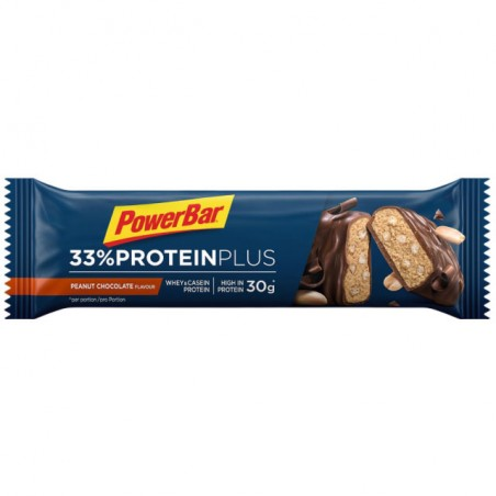POWERBAR PROTEIN PLUS LOW SUGAR 90GRS