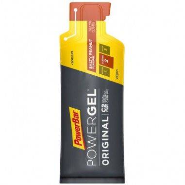 POWERBAR POWER GEL 41GRS SIN CAFEINA