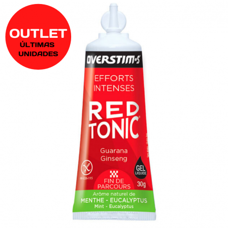 OVERSTIMS GEL RED TONIC MENTA EUCALIPTO CAD 05/09/20