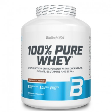 BIOTECH USA 100% PURE WHEY 2270GRS
