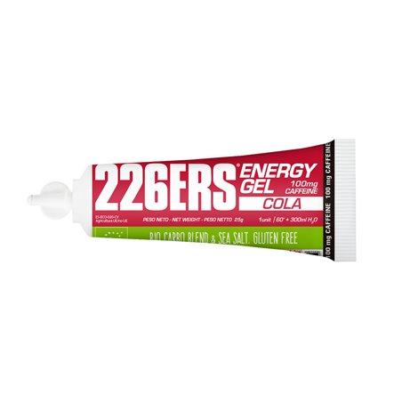 ENERGY GEL BIO 25GR 100mg CAFEINA COLA
