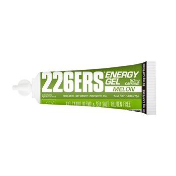 ENERGY GEL BIO 25GR 50mg CAFEINA MELON