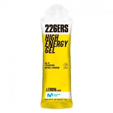 226ers HIGH ENERGY GEL SIN CAFEINA 60 ML