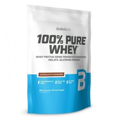 BIOTECH USA 100% Pure Whey 454grs Chocolate