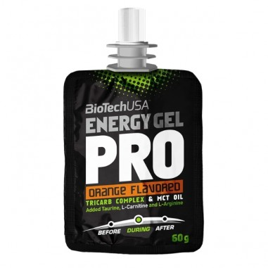 BIOTECH USA Energy Gel Pro 60grs