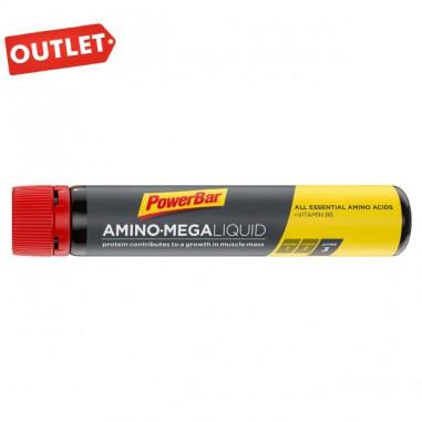 POWERBAR Amino Mega Líquido Ampolla...