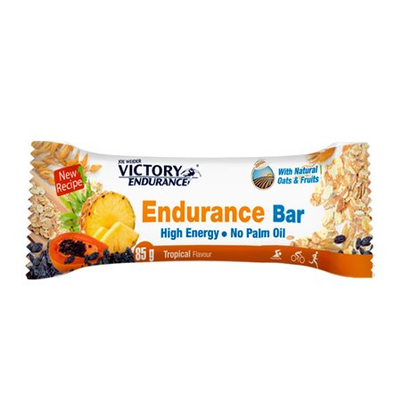 ENDURANCE BAR TROPICAL 85grs