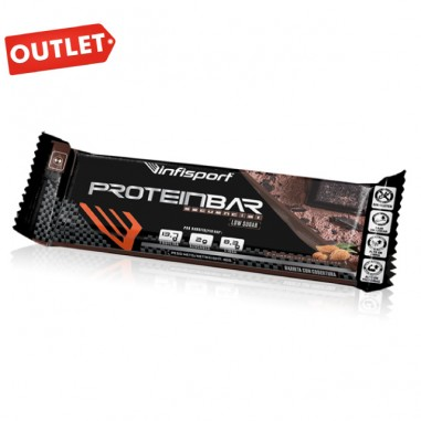 INFISPORT Protein Bar Secuencial 40grs CAD 27/11/20