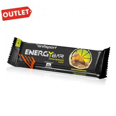 INFISPORT Energy Bar 40grs Lima-Limón CAD 04/12/20