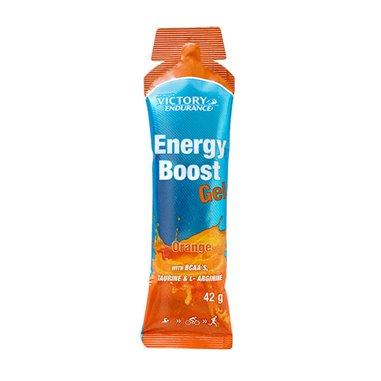 ENERGY BOOST GEL NARANJA 42grs