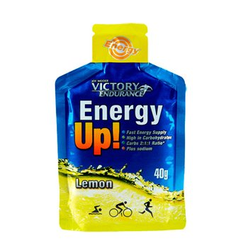 ENERGY UP GEL LIMÓN 40grs