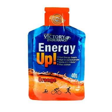Energy Up Gel Naranja