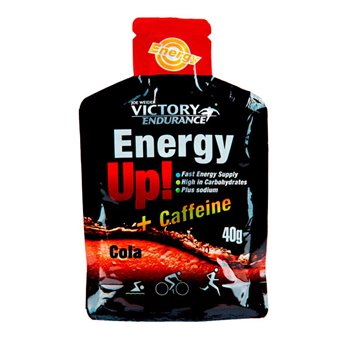 ENERGY UP GEL + CAFEÍNA COLA 40grs