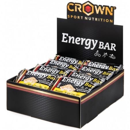 CROWN Sport Nutrition Energy Bar 60grs
