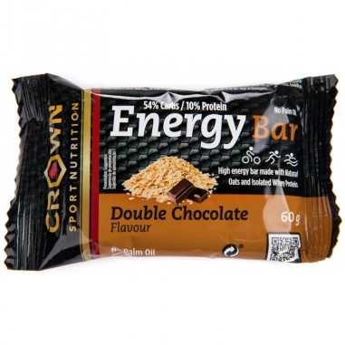 CROWN Sport Nutrition Energy Bar 60grs