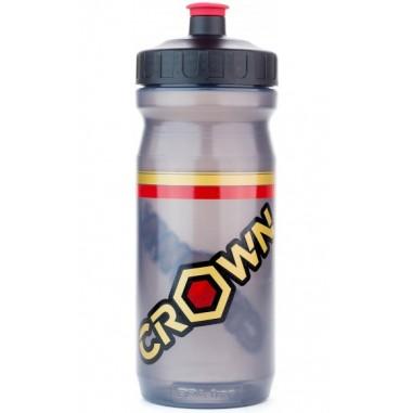CROWN Sport Nutrition Bottle Pro 600ml Bidón Ciclismo