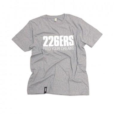 226ERS Camiseta Unisex Gris
