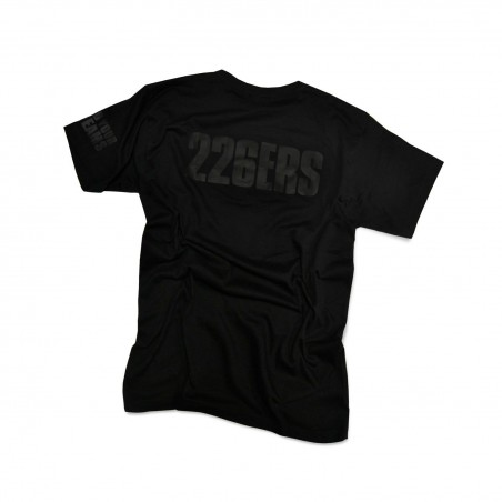 226ERS Camiseta Negra Black Edition Unisex