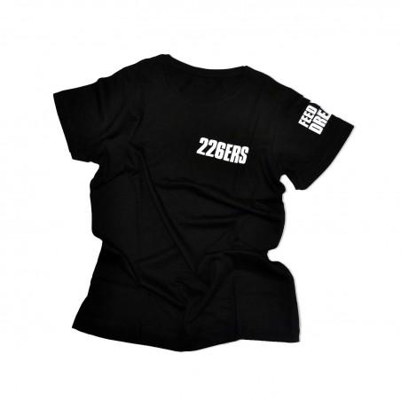 226ERS Camiseta Negra Unisex