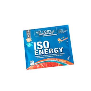 ISO ENERGY NARANJA-MANDARINA 30grs