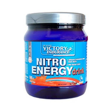 Victory Endurance Nitro Energy Drink Naranja Sanguina 500grs