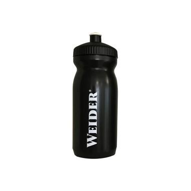 WEIDER Bidón 600 ml Negro