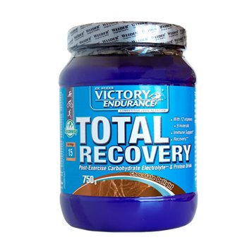 TOTAL RECOVERY CHOCOLATE 750grs