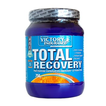 TOTAL RECOVERY NARANJA 750grs