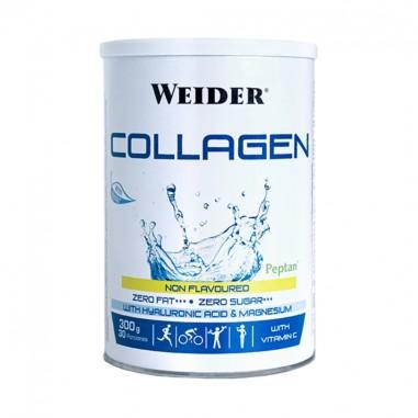 Weider Collagen Colágeno con Magnesio y Acido Hialurónico 300 grs