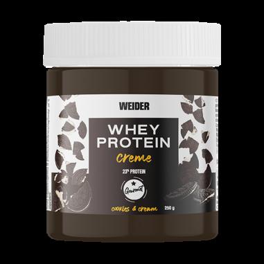 WEIDER Whey Protein Creme Cookies & Cream 250g