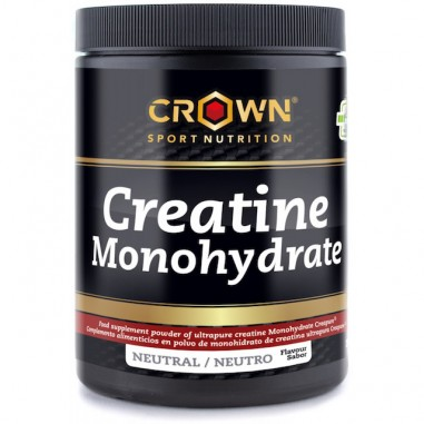 CROWN Sport Nutrition Creatina Monohydrato Creapure 300gr