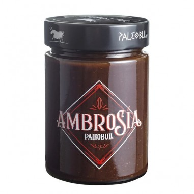 PALEOBULL Ambrosía Crema de Cacao y Avellanas 300g