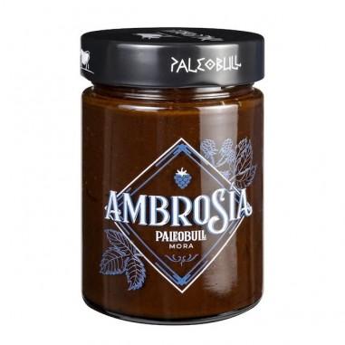 PALEOBULL Ambrosía Crema de Cacao y Avellanas Mora 300g