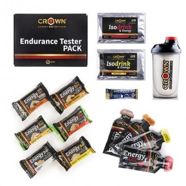 CROWN Sport Nutrition Pack Endurance Shaker PRO