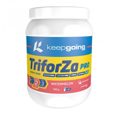 KEEPGOING TriForza PRO 700 grs