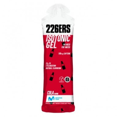 226ers Isotonic Gel isotónico y energético 60ml