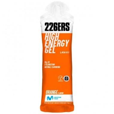 226ers High Energy Gel con BCAAs 60ml