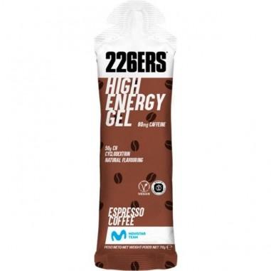 226ers High Energy Gel 160mg Cafeína 60ml