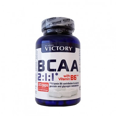 Victory BCAA 2:1:1 120 CAPS