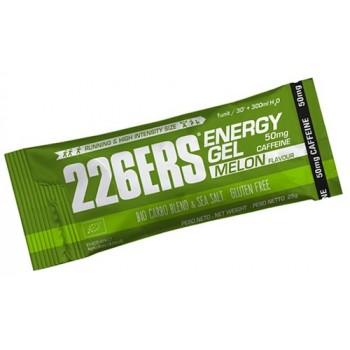 226ERS ENERGY GEL BIO 25gr MELON 50mg CAFEINA STICK