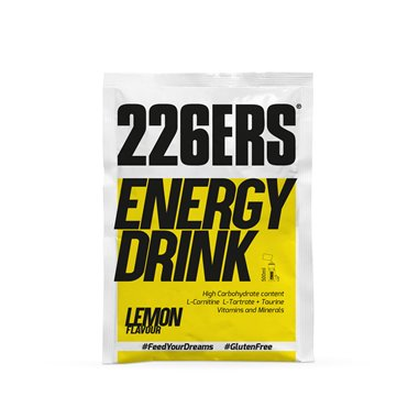 ENERGY DRINK 50g LEMON - MONODOSE