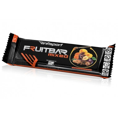 INFISPORT Fruit Bar 40grs