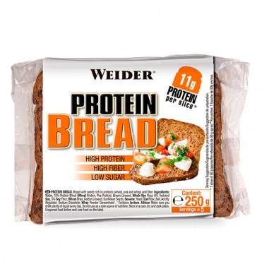 WEIDER PROTEIN BREAD PAN PROTEICO 5...